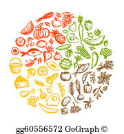 clip art free stock Good clipart healty food. Healthy clip art royalty