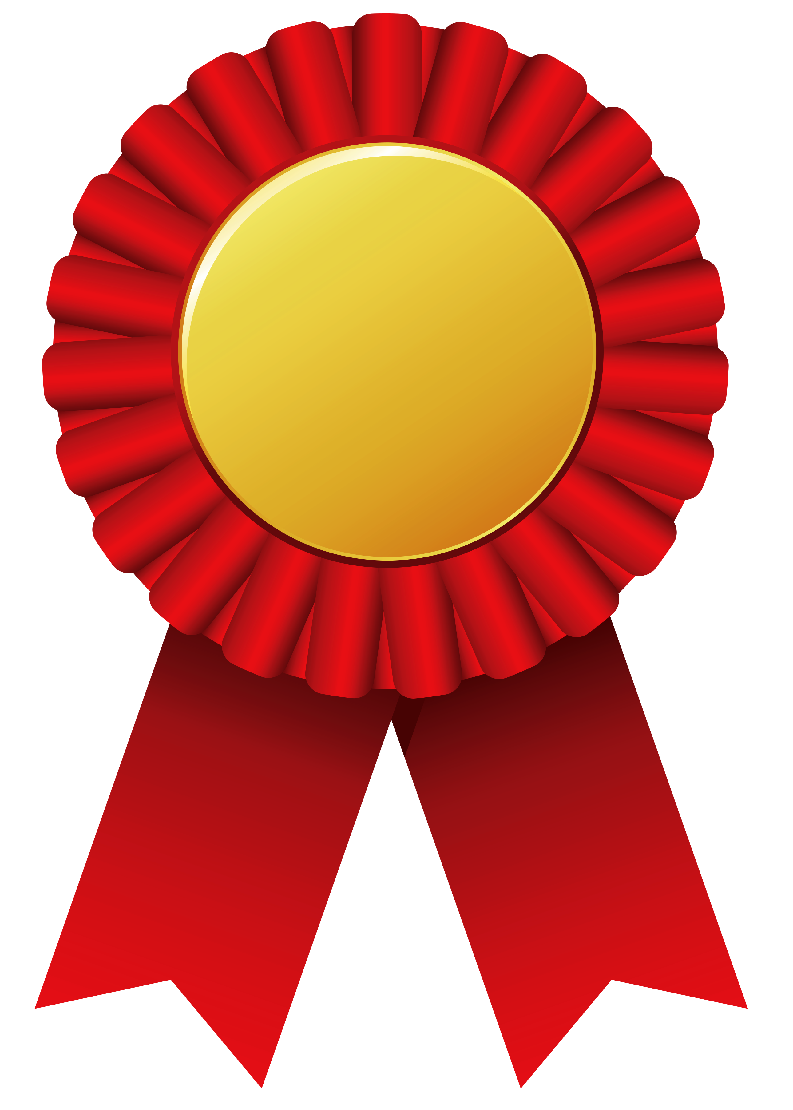 freeuse library Good clipart rosette. Red ribbon png clipar