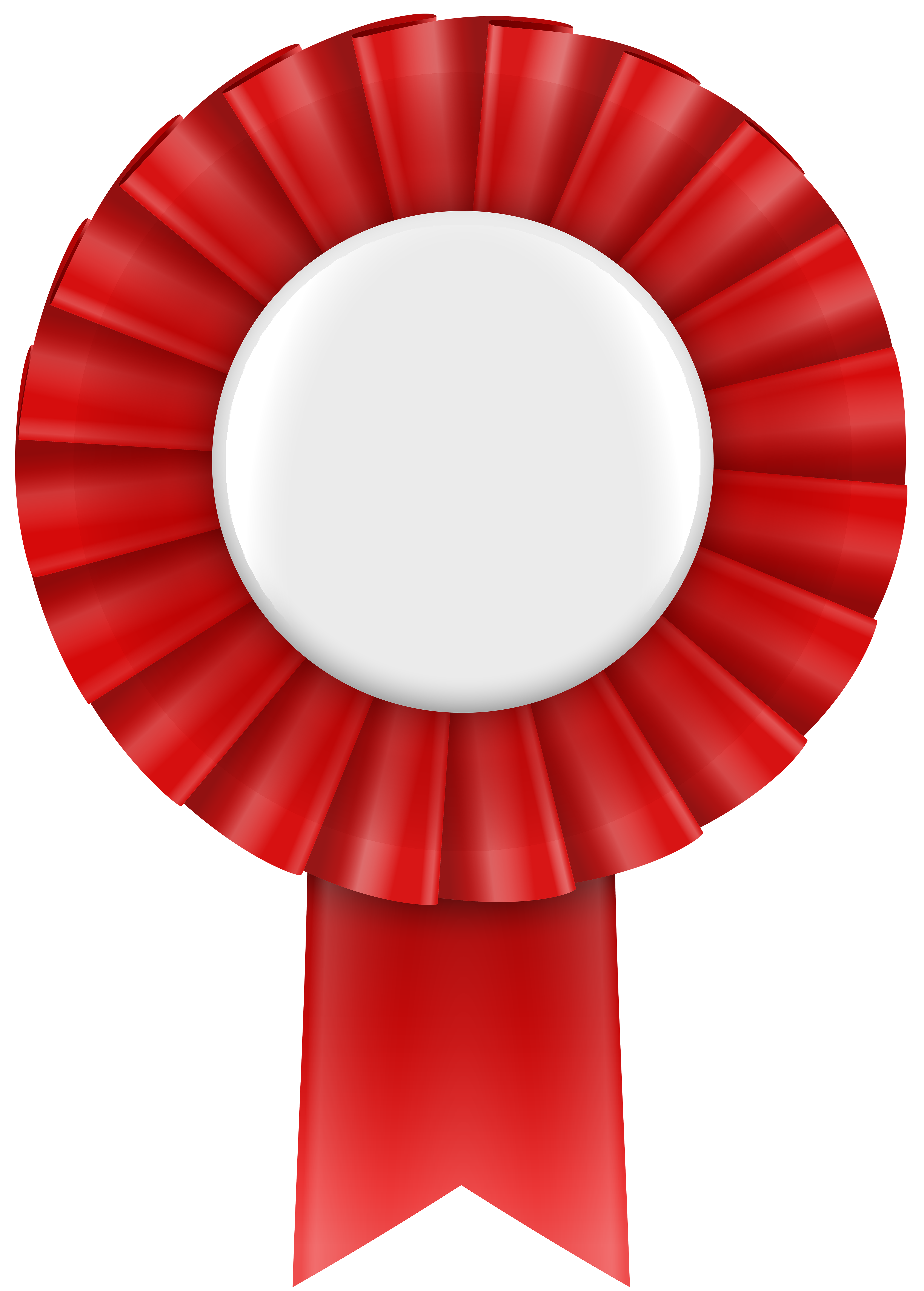 vector library Good clipart rosette. Red ribbon png clip