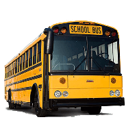 clipart freeuse download Download free png photo. Goodbye clipart school bus