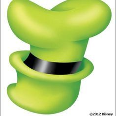 graphic black and white library Goofy clipart goofy hat. Free png transparent