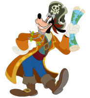 freeuse download Goofy clipart pirate. Free download clip art