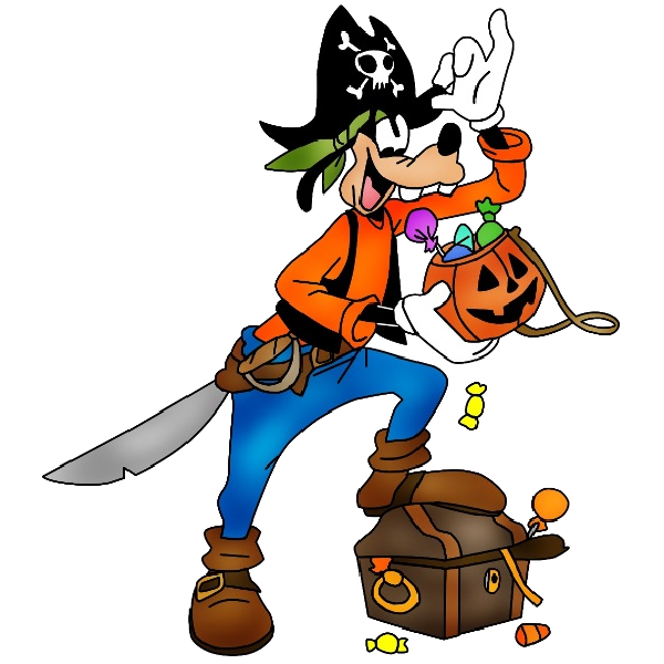 clip art download Pirates mickey mouse . Goofy clipart pirate