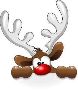 free download Funny by cyberscooty cartoon. Goofy clipart reindeer
