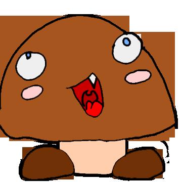 freeuse download Happy Goomba by WheresLawldo on DeviantArt