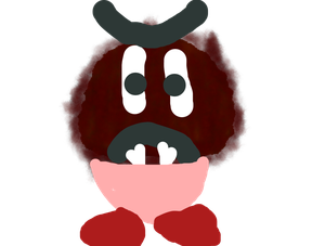 picture transparent download DRAW A GOOMBA WEEK