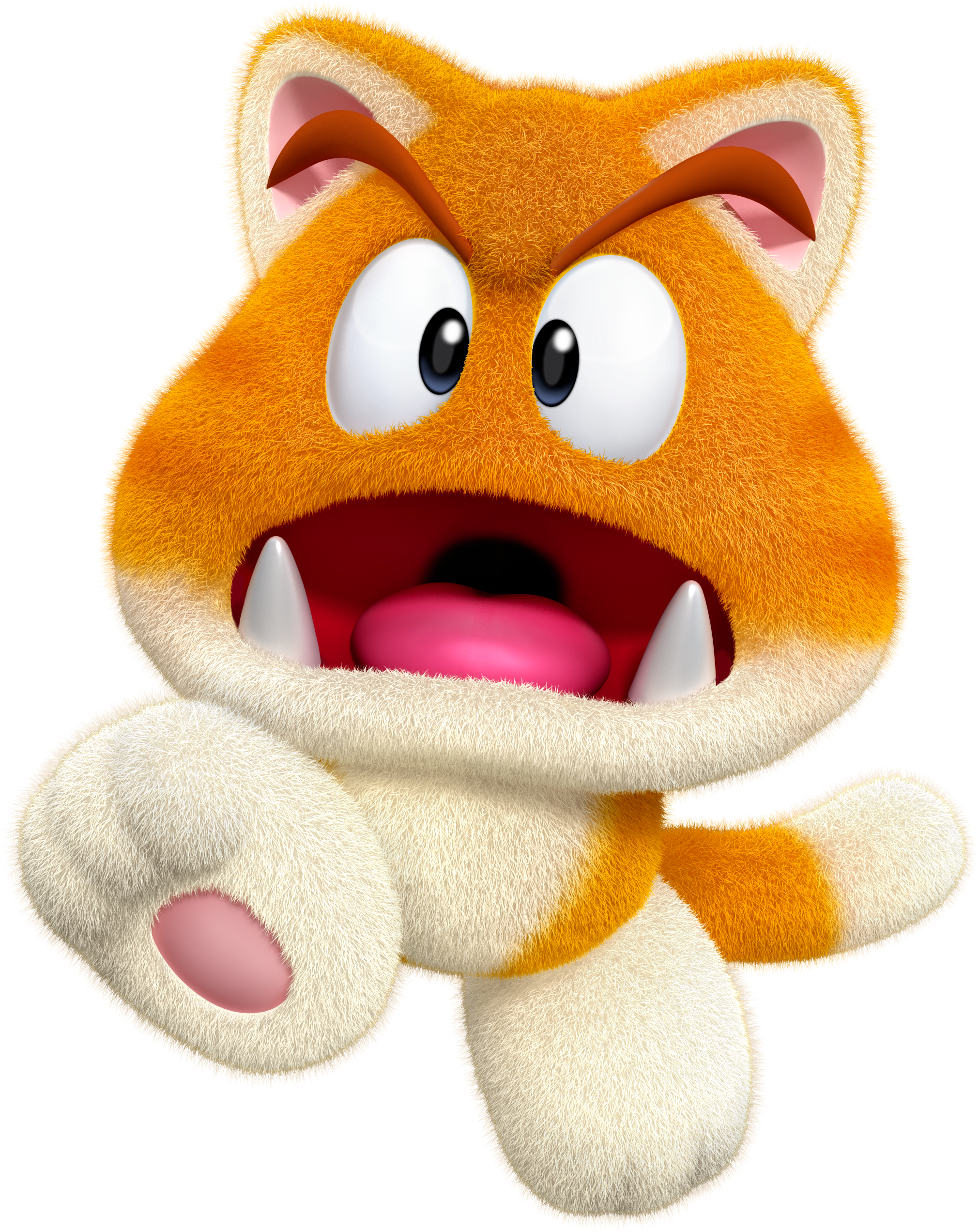 vector freeuse download Cat Goomba