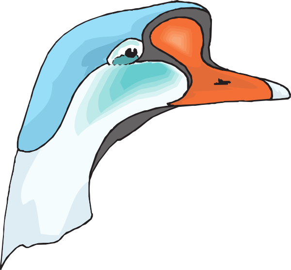clip art download Head frames illustrations hd. Goose clipart abigail