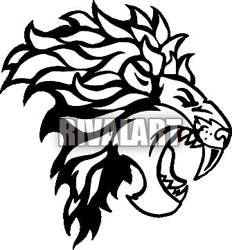svg library stock Lion roar panda free. Gorilla clipart roaring