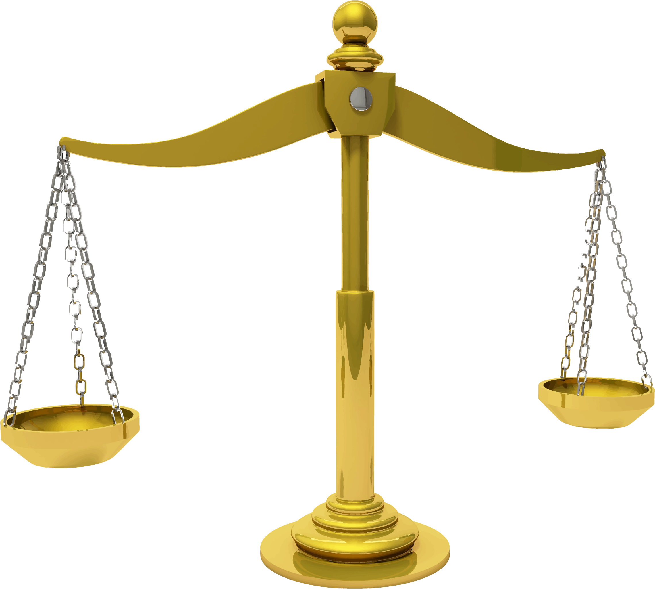 png royalty free stock Brass scales of big. Government clipart justice