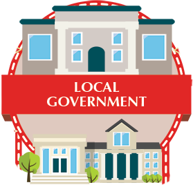 jpg royalty free stock Government clipart justice. Warning today s house