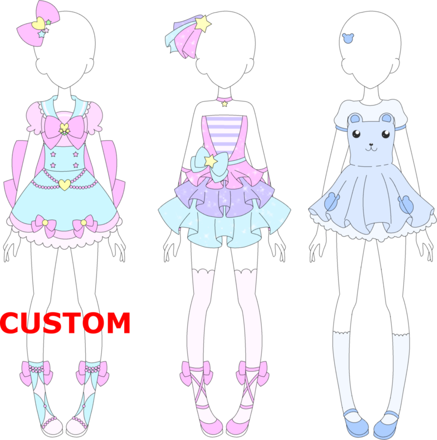 svg library Mra fairy kei by. Gown clipart anime dress