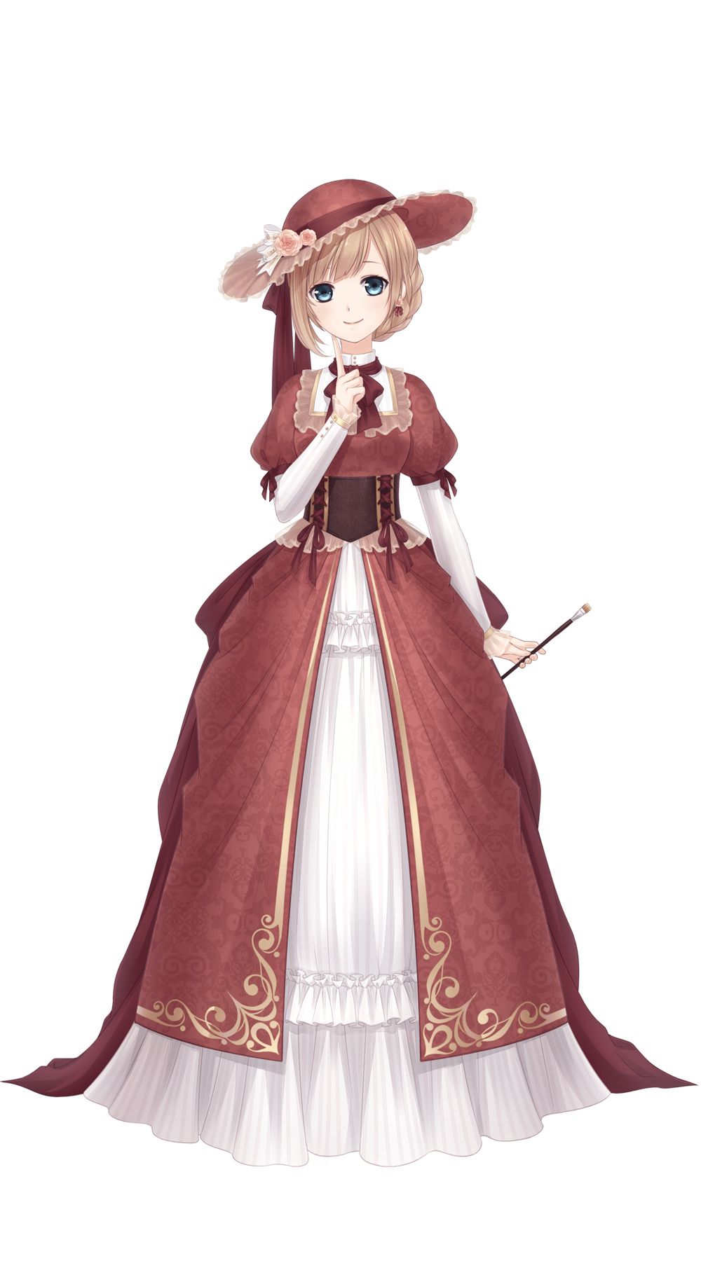 graphic free Gown clipart anime dress. Chapter miracle nikki