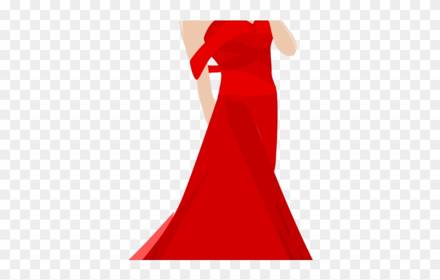 picture royalty free Png download . Gown clipart beautiful dress