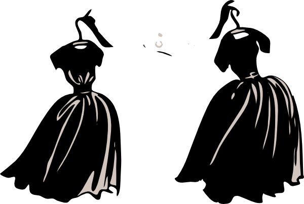 clip royalty free library Dress Clip Art at Clker