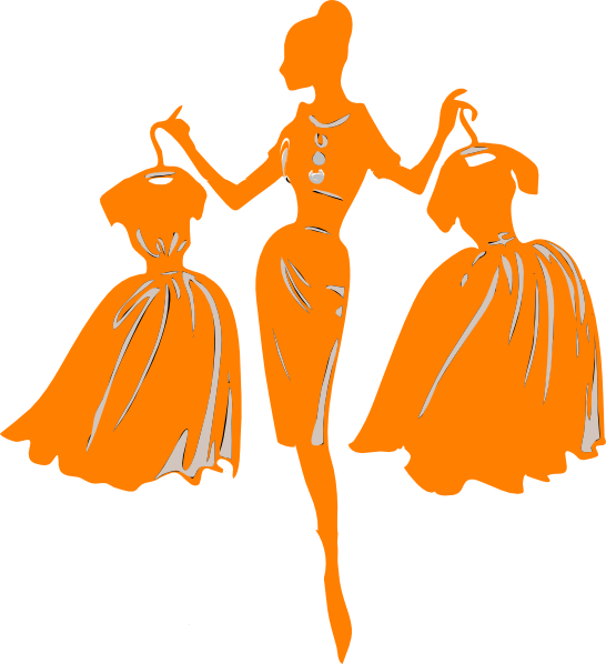 vector Fashion images form panda. Gown clipart dress dummy