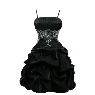svg royalty free stock Dress black transparent png. Gown clipart dresss