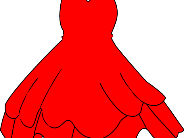 svg royalty free Gown clipart red dress. Free on dumielauxepices net.