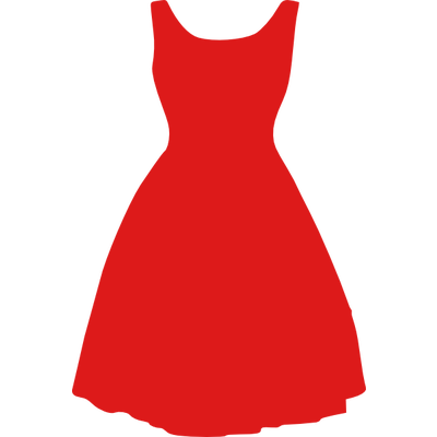 png freeuse Transparent png stickpng . Gown clipart red dress