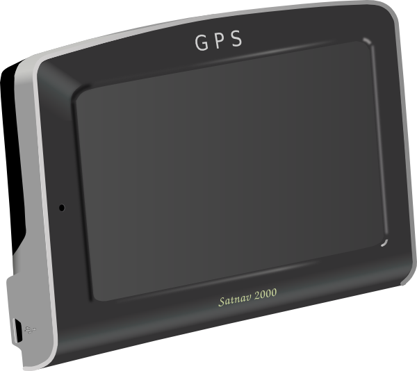 png transparent Clip art at clker. Gps clipart car electronic
