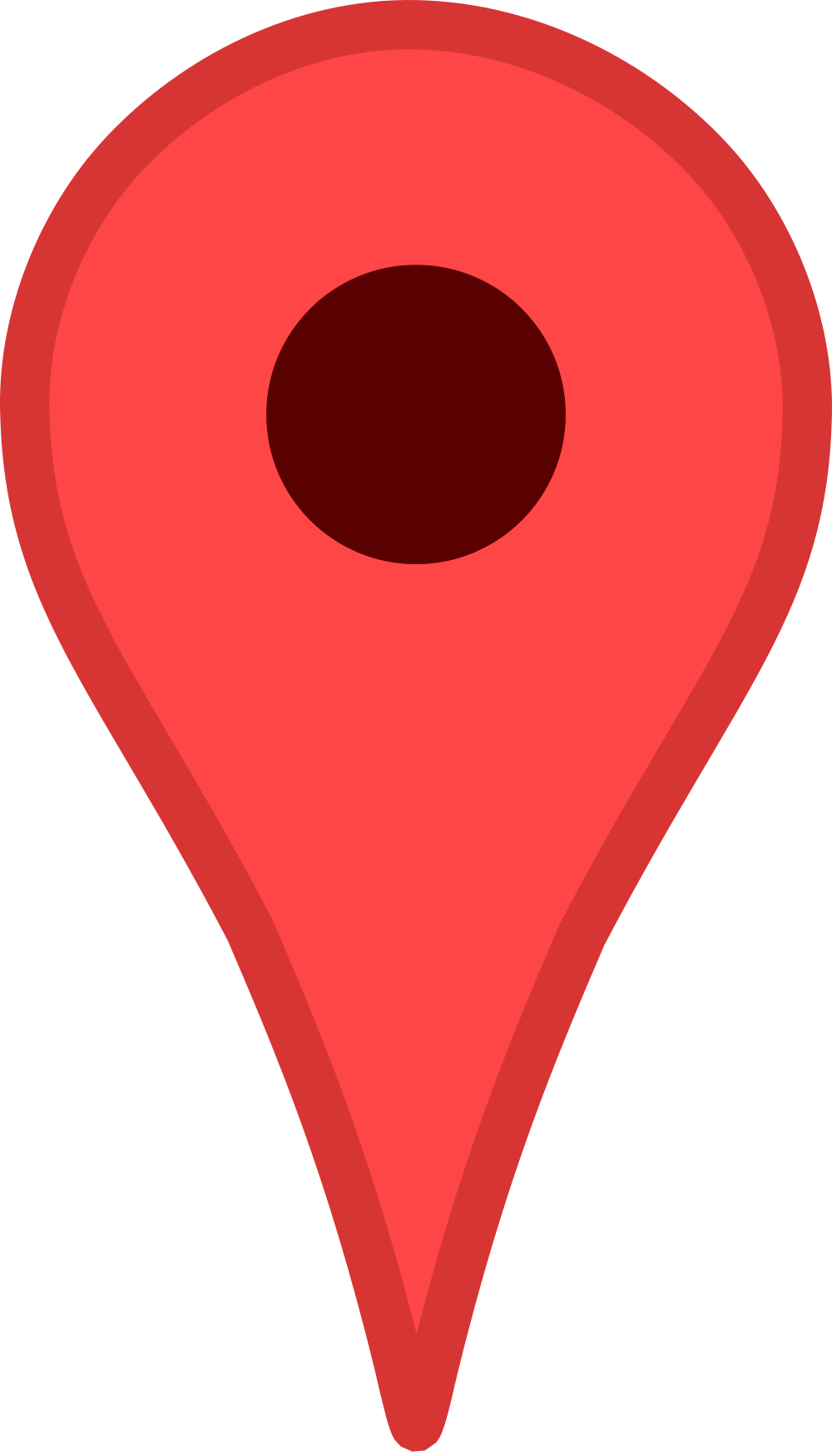 clip freeuse Maps clipart pin point. Physic minimalistics co.