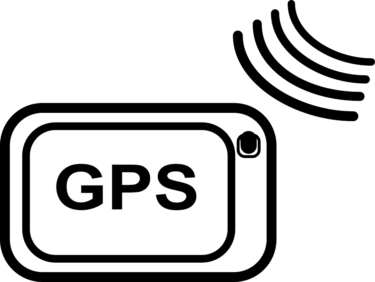 jpg transparent stock The pros and cons. Gps clipart gps tracker