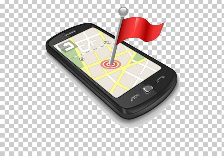 vector royalty free download Navigation systems software tracking. Gps clipart mobile
