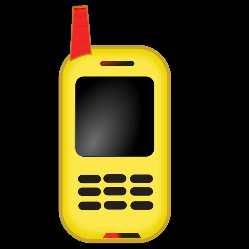 graphic freeuse Gps clipart mobile. Netalloy toy phone medium
