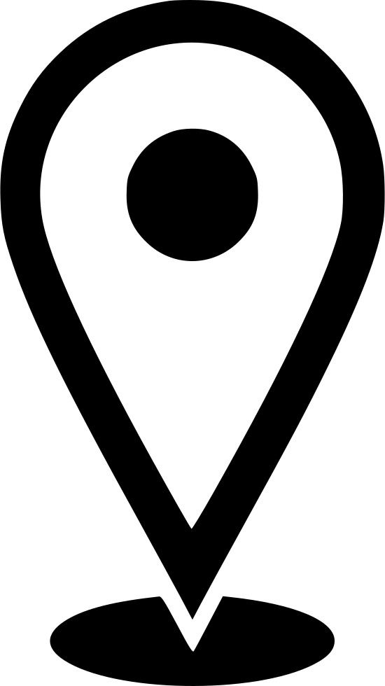 graphic royalty free library Location point dot png. Gps clipart svg