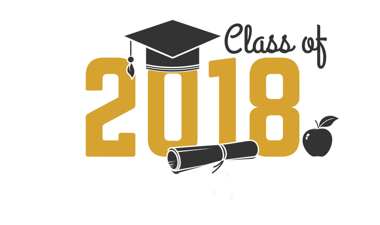 picture download Graduation information highland high. Grad clipart class 2018
