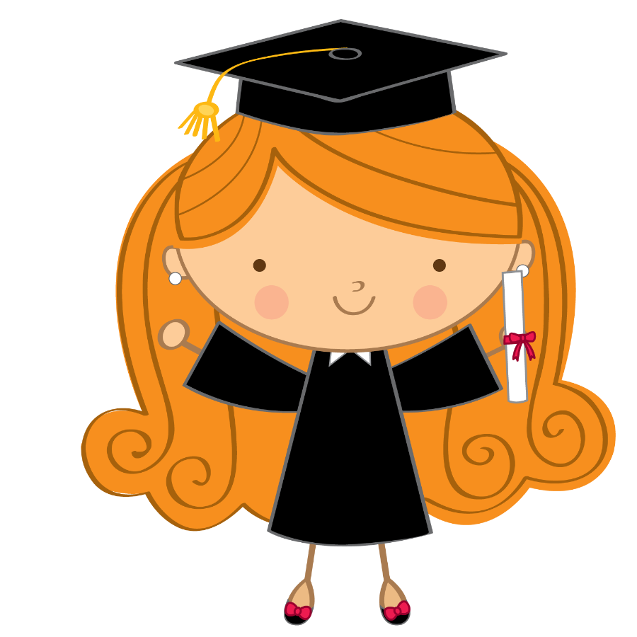 picture transparent stock Grad clipart graduation ceremony. Drawing diploma school clip