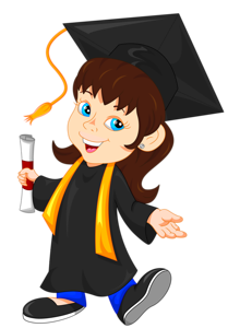 clip library library Graduate clipart cute. Soloveika png school time