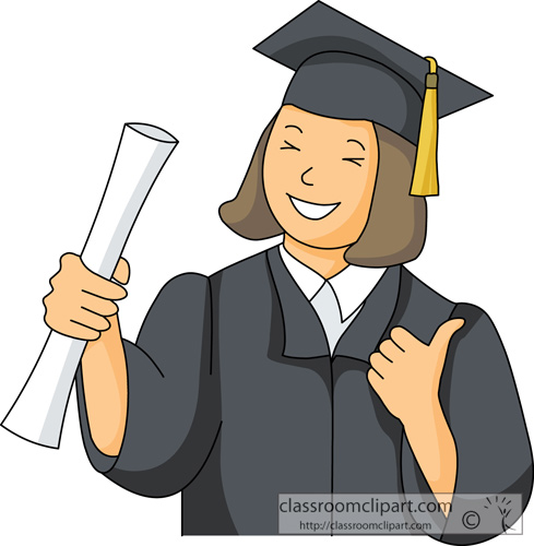 vector royalty free download  graduation clipartlook. Graduate clipart.