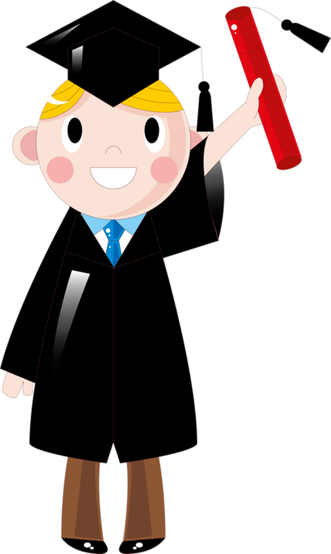 clip art transparent library School children png and. Graduate clipart baby