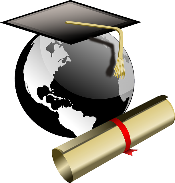 graphic Annual study for international. Graduate clipart post secondary