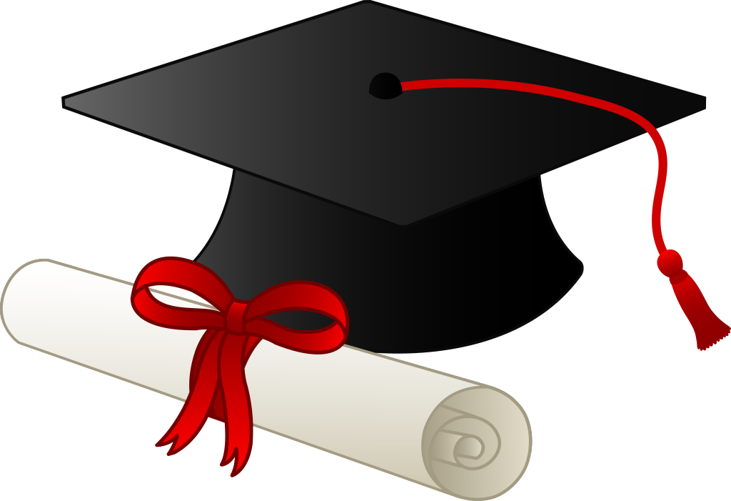 jpg library library The hardest parts of. Graduate clipart uni student
