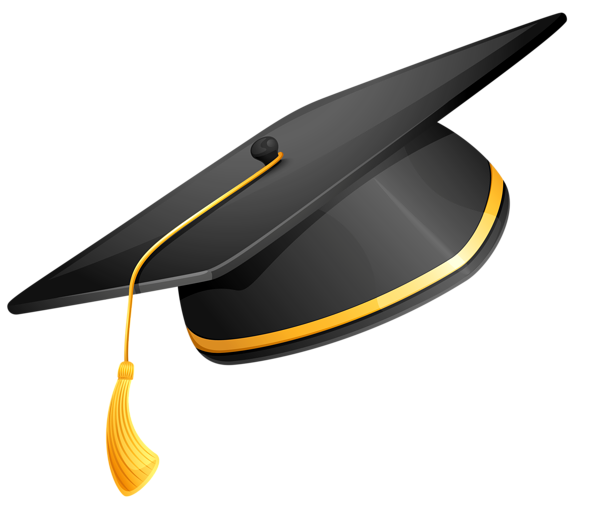 vector royalty free stock Graduation Cap PNG Clipart Picture