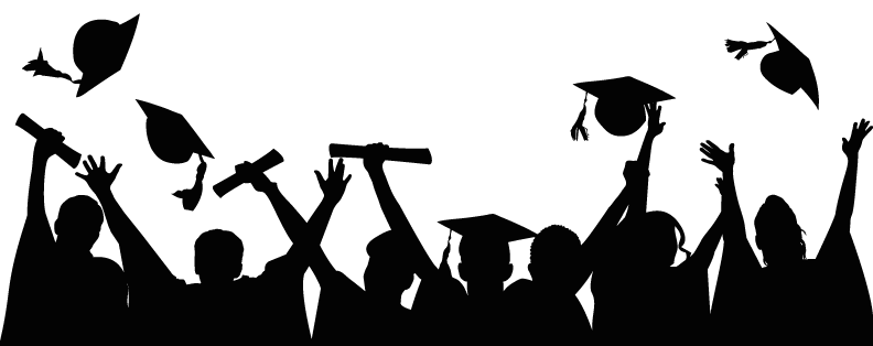 royalty free library Grad Silhouette at GetDrawings