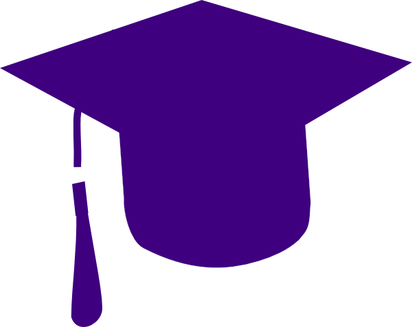 png royalty free Graduation Clipart purple