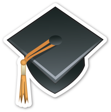 picture freeuse stock Cap at getdrawings com. Graduation clipart drawing