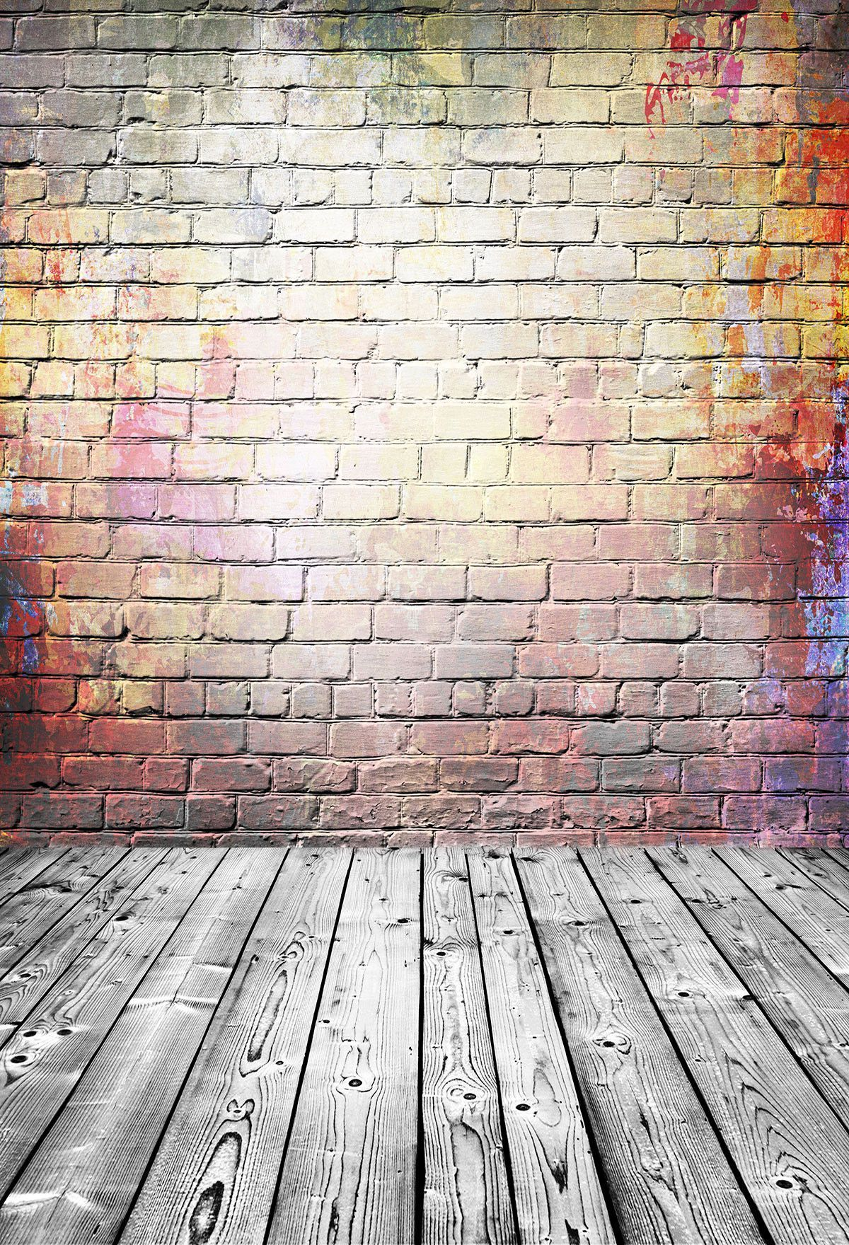 picture royalty free stock Backdrops backdrop . Graffiti brick wall clipart