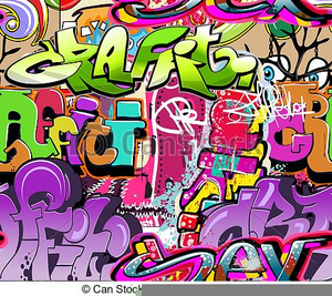 banner freeuse download Graffiti clipart. Free images at clker