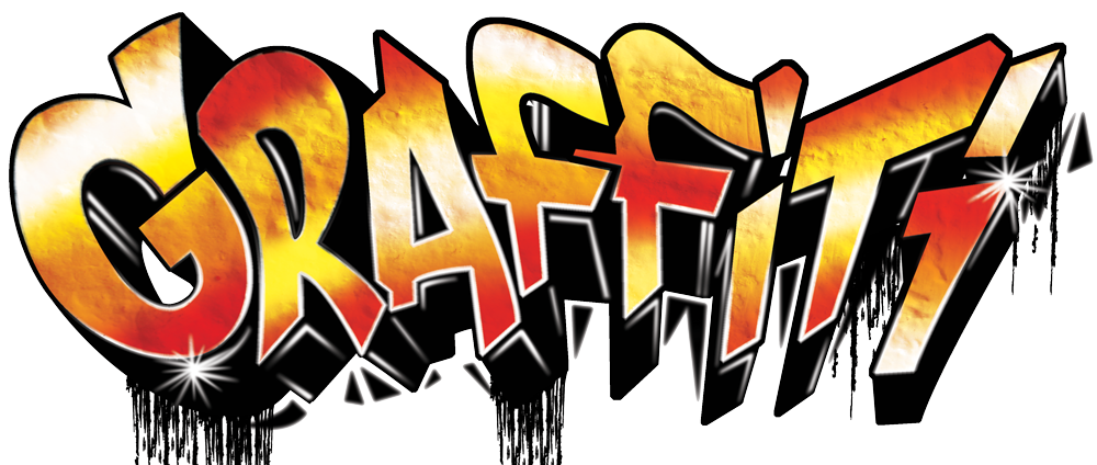image library download Graffiti clipart grafitti. Clear background free on