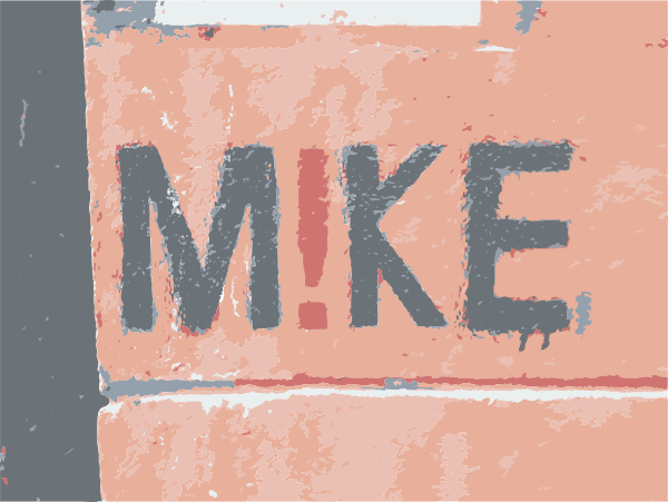 clipart royalty free library Mike sign clip art. Graffiti clipart love