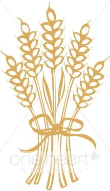 svg black and white Free grain shock download. Wheat stalk clipart