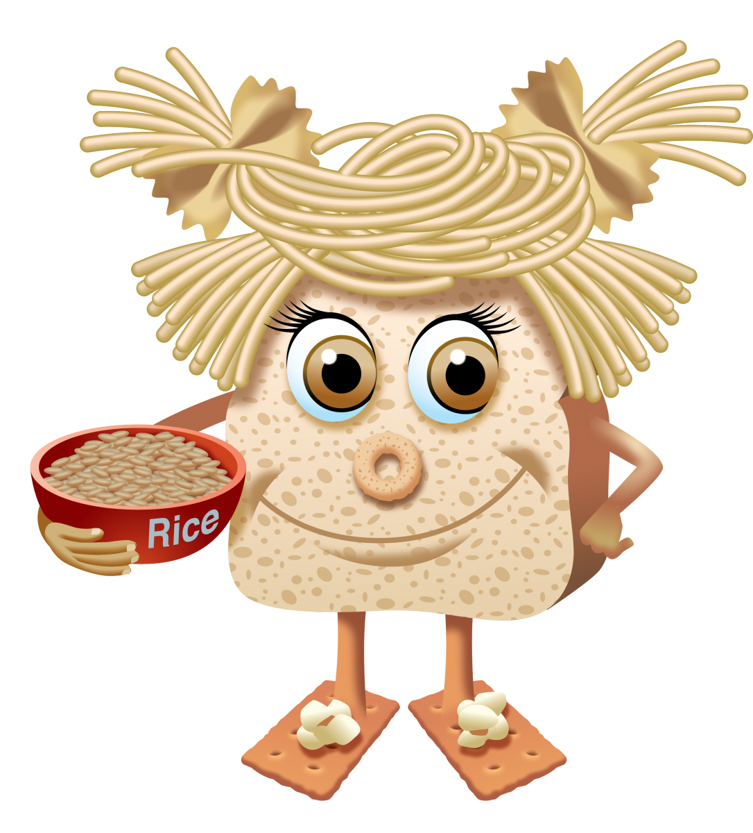 png freeuse download Grains clipart grain food group. Whole month healthy meals
