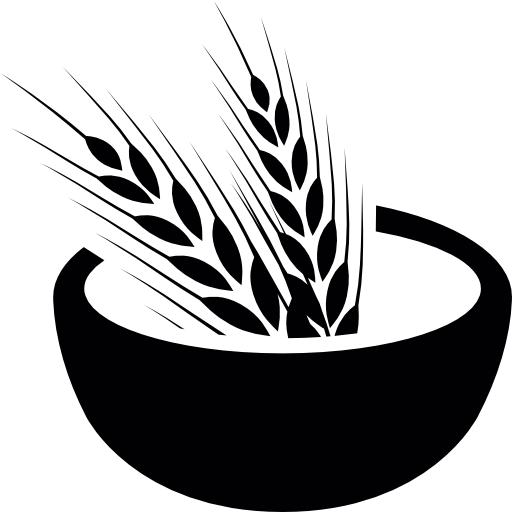 jpg library stock Grains clipart sack grain. Wheat bag food similar
