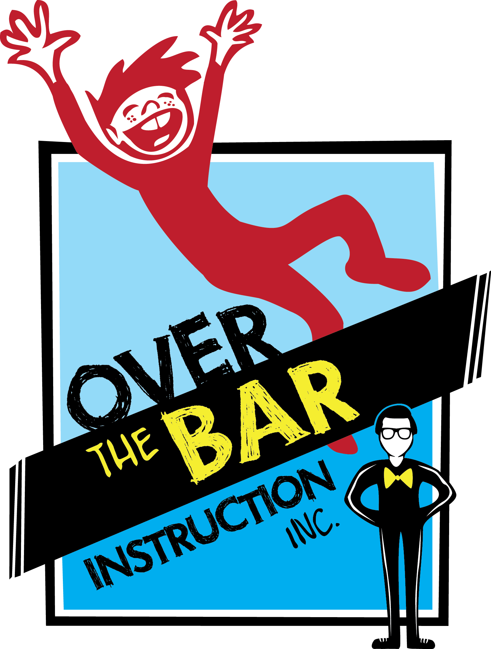 clipart free download Grammar clipart instruction. Over the bar inc