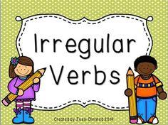 svg free stock Free cliparts download clip. Grammar clipart irregular verb