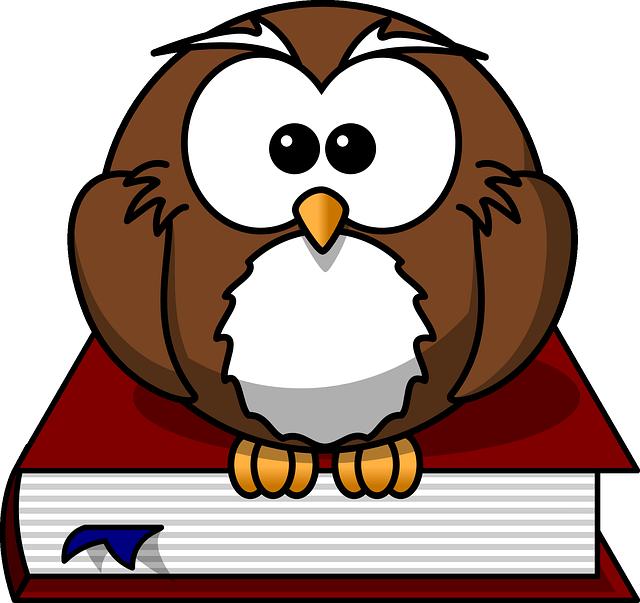 svg transparent Obraz zdarma na pixabay. Grammar clipart owl